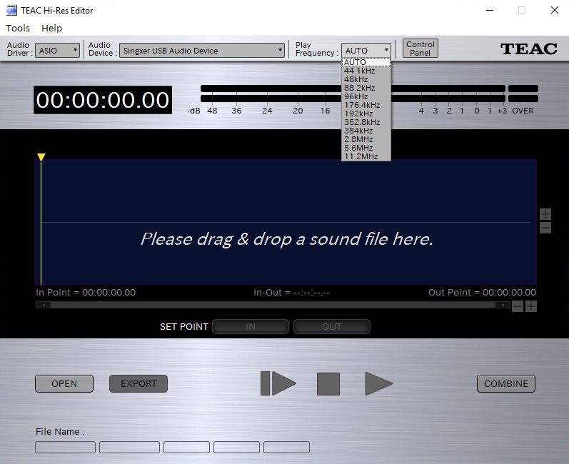 Windows-audio-tools – ES Sabre-90xx-Rpi