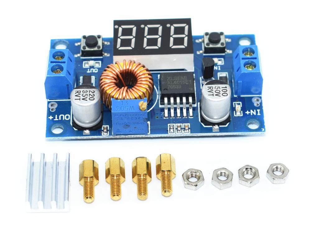 DIY: Make your own +15V DC power supply (for ES9038Q2M or